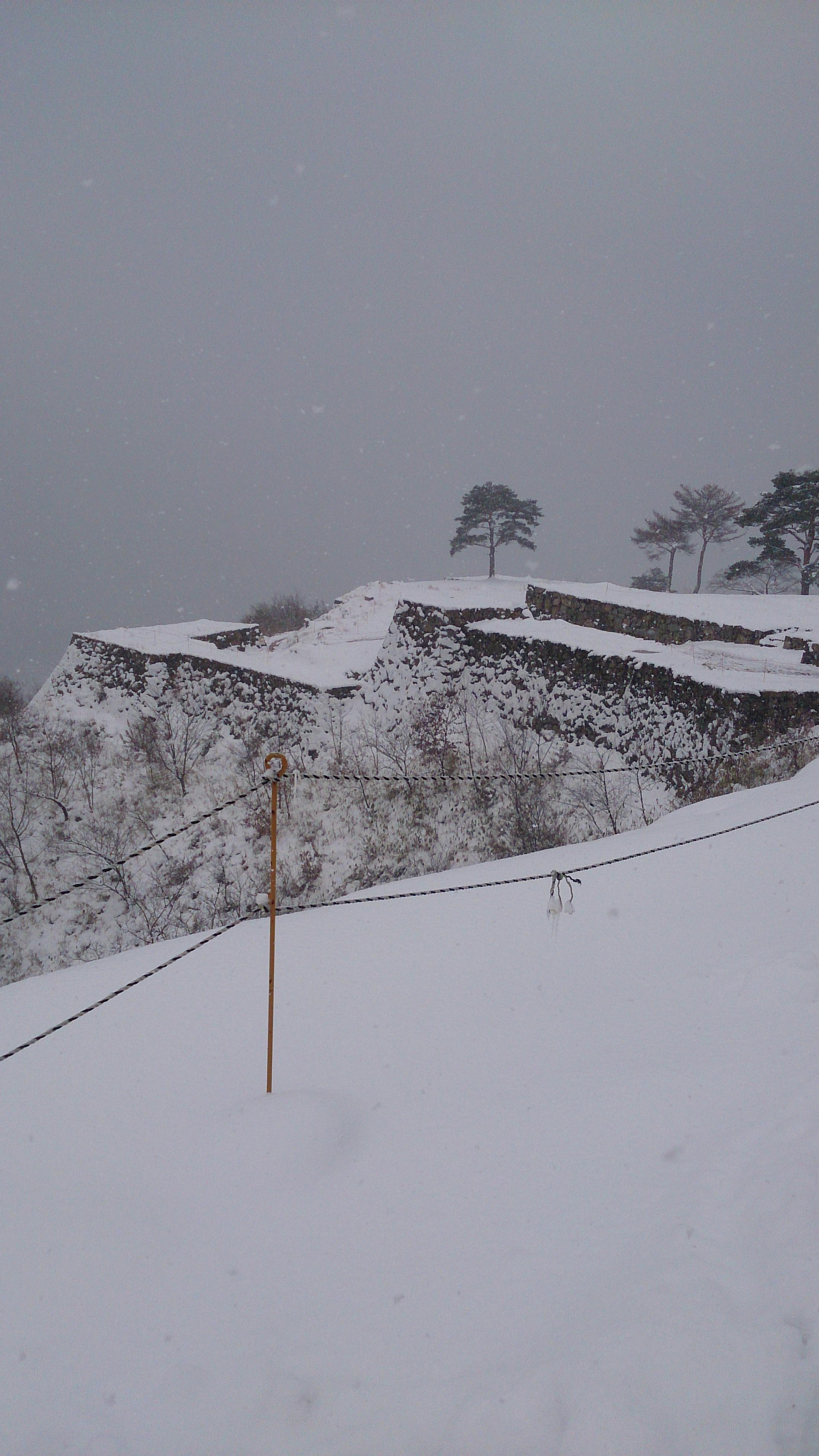 池袋美容室住友冬休み雪